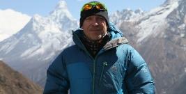 """""""Jaś Wędrowniczek"""" zaprasza na """"Wielkie Wyprawy"""". Peter Hámor zabierze Was w Himalaje (ZDJĘCIA)"""