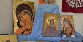 Warsztaty malarstwa na szkle z elementami ikonografii. Zapisz się już dziś!